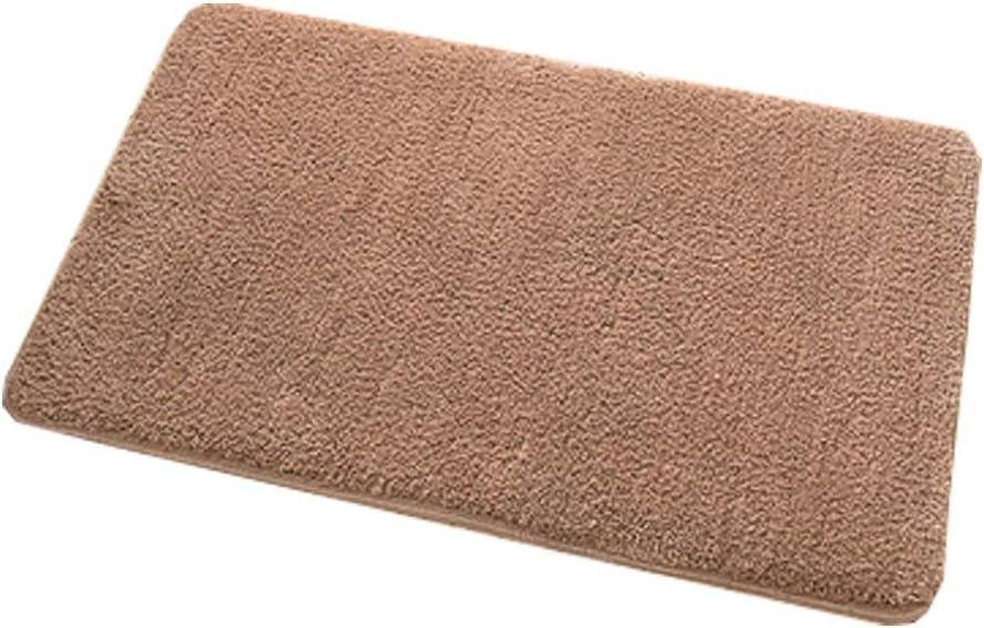 Max 86% OFF LSZ Toilet Floor mats Bathroom Do Bedroom Door overseas Carpet Entry