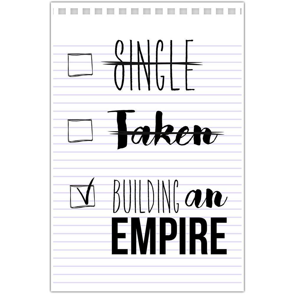 single taken building empire wörter statt kennenlernen