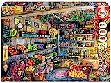 Educa- Tienda de Comestibles Puzzle, 2000 Piezas, Multicolor, 2.000 (17128)