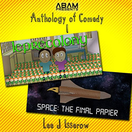 Leprecolony and Space: The Final Papier Titelbild