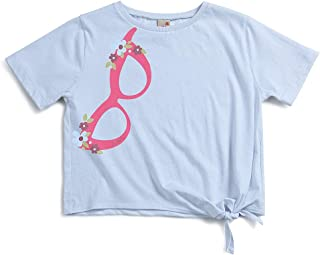 Camiseta Formosa Branca Green - Infantil Menina