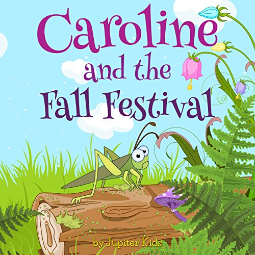 Caroline and the Fall Festival audiobook cover art