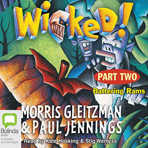 Wicked! Part Two audiobook cover art
