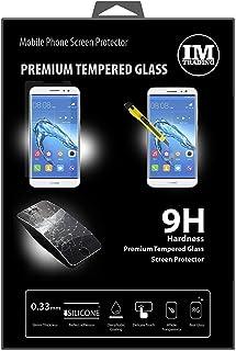 ENERGMiX skyddsglas kompatibel med Huawei Nova Plus (13,5 cm) pansarglas premium härdat skydd glas extremt reptåligt säker...