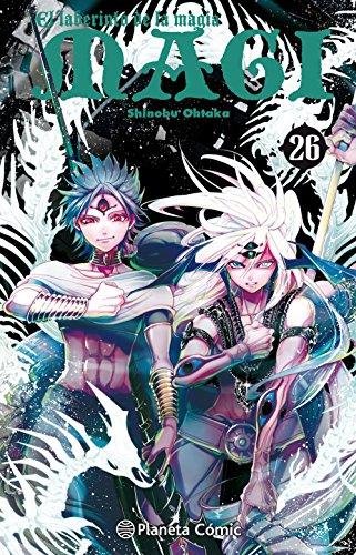 Magi El laberinto de la magia nº 26/37 (Manga Shonen)