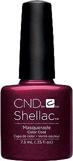 CND SHellac UV Color - Masquerade .25 oz.