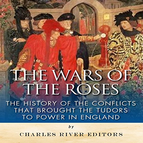 The Wars of the Roses audiobook cover art