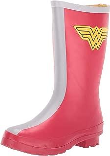 Kids Youth Classic Tall Wonder Woman Rain Boot