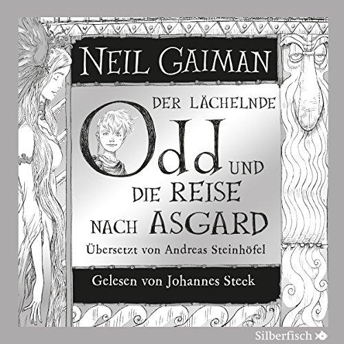 Der lächelnde Odd und die Reise nach Asgard cover art