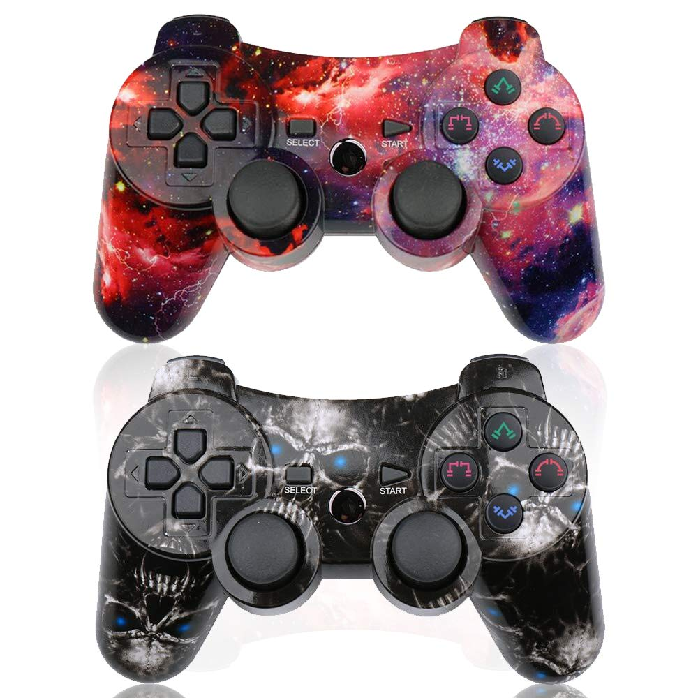 CHENGDAO Controller Wireless Playstation Six axis