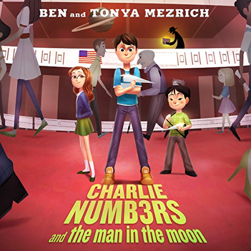 Charlie Numbers and the Man in the Moon Titelbild