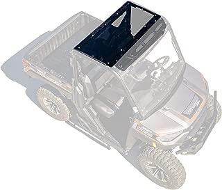 SuperATV Dark Tinted Roof for Polaris Ranger XP 900 (2013+) - Easy to Install!