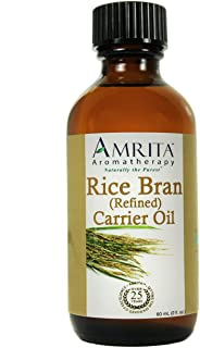 Best rice bran oil cosmetic uses Reviews