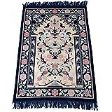 Sajda Teppiche Beste Qualität Gebet Teppich janamaz sajadah Namaz sajjadah Ramadan Eid Geschenke gebetsmatte, Hergestellt in der Türkei