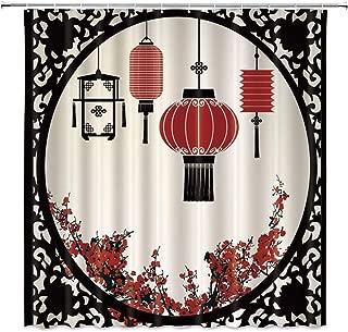 Best oriental curtain fabric Reviews