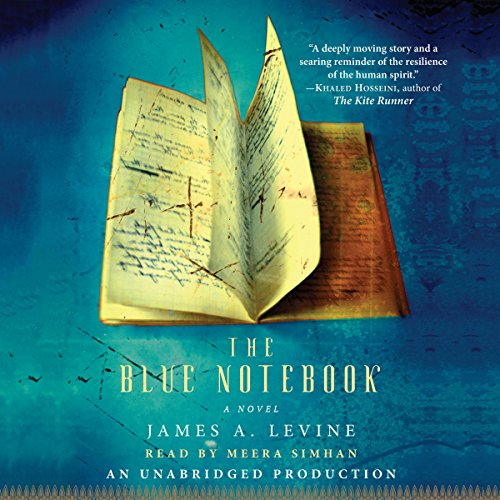 Couverture de The Blue Notebook