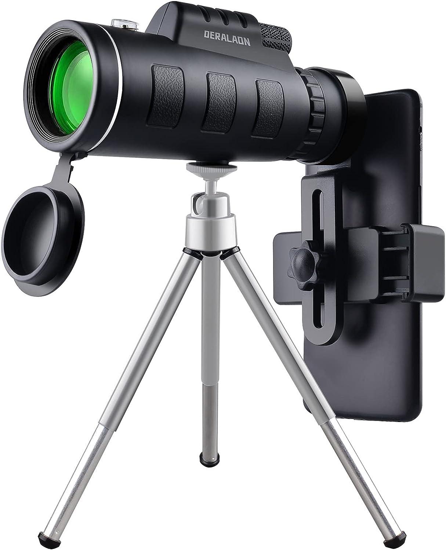 Monocular Telescope Bird Ultra-Cheap Deals Watching High 40x60 Max 63% OFF Hunting Waterproof