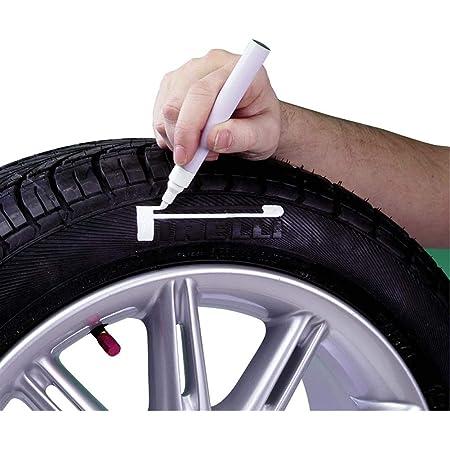 Autostyle Cm C444 Reifen Markierung Stift Weiß Auto