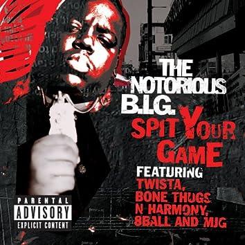 Spit Your Game [Remix] [Feat. Twista, Bone Thugs N Harmony & 8ball & MJG]