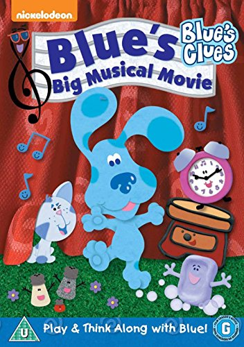 Blues Clues - Blue's Big Musical Movie [Edizione: Regno Unito]
