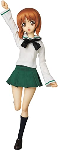 moda Medicom Medicom Medicom Girls Und Panzer  Nishizumi Miho Real Action Hero Figure by Medicom  barato