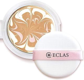 ECLAS Serum Foundation(エクラス セラムファンデーション)ライトオークル (詰替リフィル) 美容液ファンデ 12g
