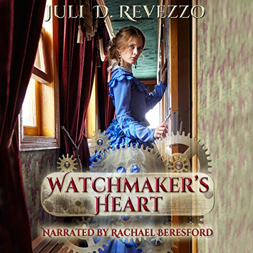 Watchmaker's Heart                   By:                                                                                                                                 Juli D. Revezzo                               Narrated by:                                                                                                                                 Rachael Beresford                      Length: 6 hrs and 2 mins     6 ratings     Overall 3.7