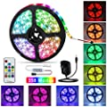 LED Strip Lights 14Key XINKAITE RGB Strip Lights Color Changing Rope Light Waterproof Tape Light with Remote Controll Flexible Strip led for Home Party Bedroom Party DIY Indoor