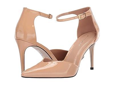 Massimo Matteo Randi Pump (Nude Patent) High Heels