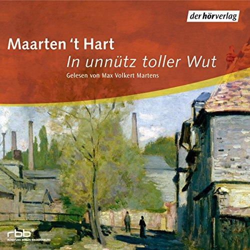 In unnütz toller Wut audiobook cover art