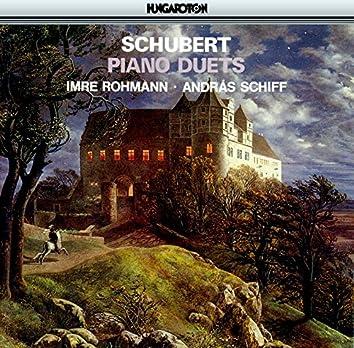 Schubert: Piano Duets