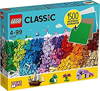 LEGO Classic Bricks Bricks Plates for age 4+ years old 11717