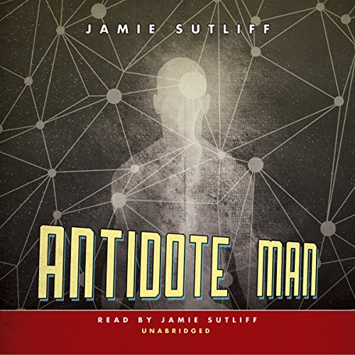 Antidote Man audiobook cover art
