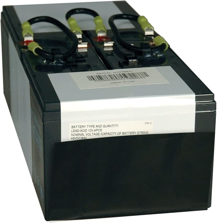Tripp Lite RBC94-3U 48VDC UPS Replacement Battery for Select Tripp Lite Smart UPS 3URM