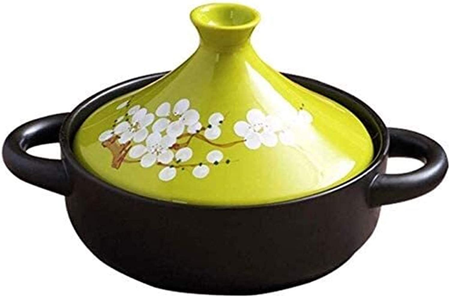 Special sale item Cooking Pot Non-Stick Same day shipping Ceramic Temperature Casserole Res High