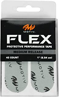 Motiv Flex Protective Performance Tape Grey - Pre Cut 40 Pieces