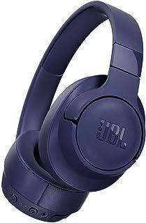 JBL TUNE JBLT750BTNCBLUAM - Auriculares inalámbricos con cancelación de ruido, color azul