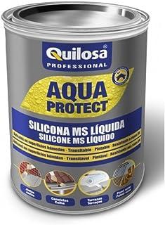 Quilosa - Silicona ms liquida bote 5kg gris