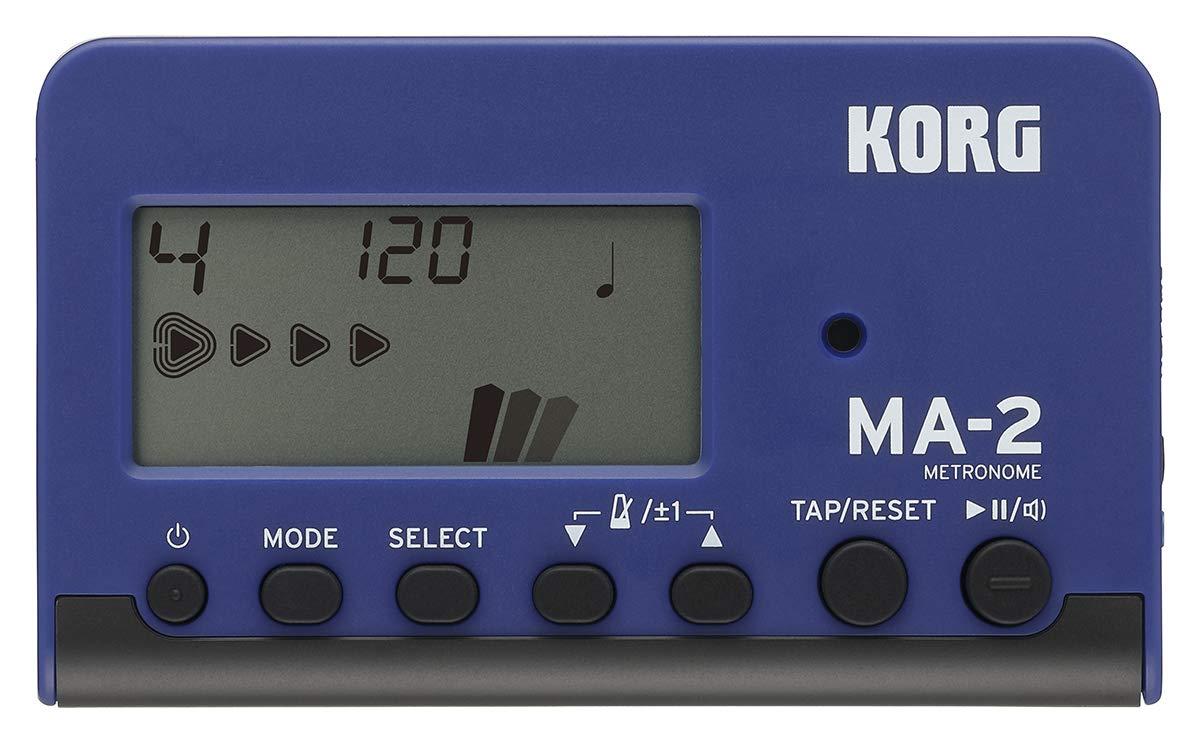 Korg MA2 BLBK MA 2 Metronome Blue