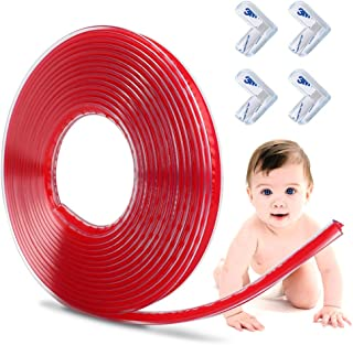 Protection Maison avec TechnologieActive Foam HAPPY CHLEA/® Coin de Table Protection B/éb/é Protecteurs dAngle de S/écurit/é pour Enfants CADEAU 2 S/écurit/é Placard Enfants