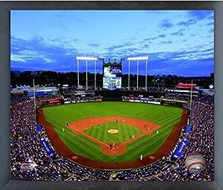 MLB Kansas City Royals Kauffman Stadium 2015 Photo (Size: 17