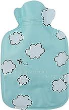 Warme Hand Draagbare Warmer Mini Cartoon Watertas Fles Container Handige PVC Water-Filled Type Warm Water Bag