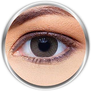 Anesthesia Addict Arena Contact Lenses, Anesthesia Cosmetic Contact Lenses, 6 Months Disposable - Addict Arena (Dark Olive...