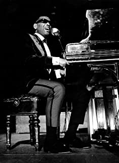 Ray Charles in concert Photo Print (8 x 10)