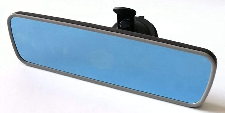 Kfz Universal Innenspiegel Abblendbar Rückspiegel Anti Blend Rückspiegel Beifahrer Sicherheitsspiegel Grau Schwarz Auto