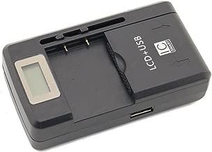 LCD Battery Charger For Samsung Galaxy Admire 4G SCH-R820 EB535163LZ EB535163LA