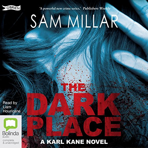 The Dark Place audiobook cover art