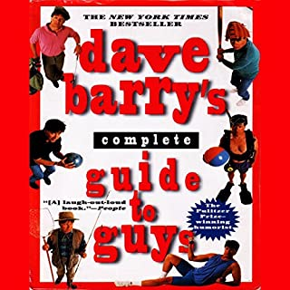 Dave Barry's Complete Guide to Guys cover art