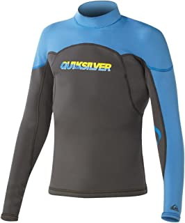 Quiksilver Youth Boys Syncro 1.5 MM Jacket Suit