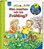 Wieso? Weshalb? Warum? junior: Was machen wir im Frühling? (Band 59) (Wieso? Weshalb? Warum? junior, 59) - Andrea Erne